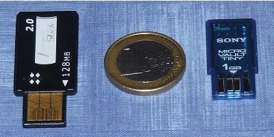 Sony MICRO VAULT USM-H vs PQI I-Stick