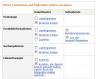 Optionen für die Sidebar eines Amazon aStore.